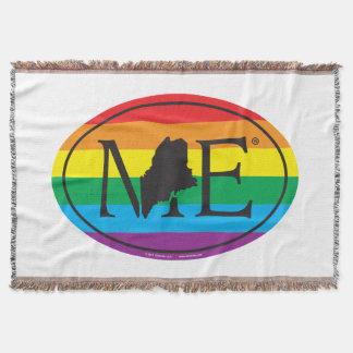 LGBT Staatsstolz-Euro: ICH Maine Decke