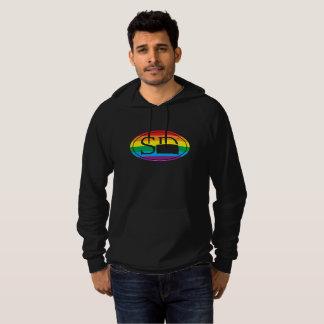 LGBT Staatsstolz-Euro: Sd South Dakota Hoodie