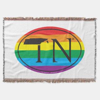 LGBT Staatsstolz-Euro: TN Tennesse Decke