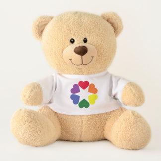 LGBT Stolzherzen Teddy