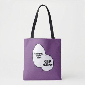 LGBTotally getan mit diesem, auch Tasche