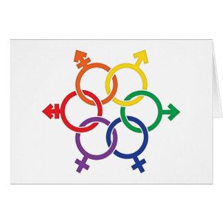 LGBTQ vereinigt Karte