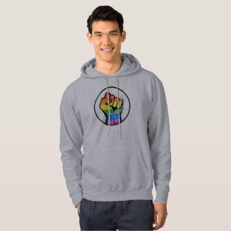 LGBTQ WIDERSTEHEN FAUST HOODIE