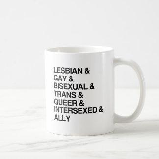 LGBTQI LISTE TASSE