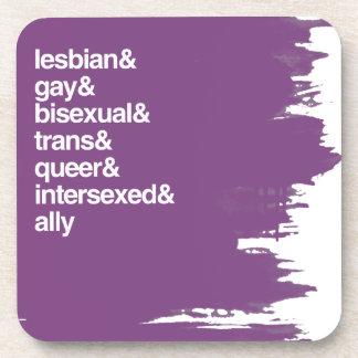 LGBTQI LISTE UNTERSETZER