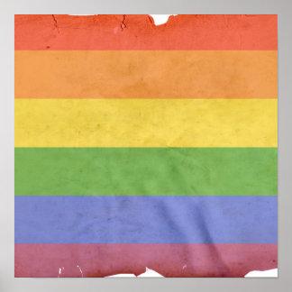 LGBTQI PLAKATDRUCKE