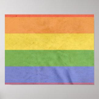 LGBTQI PLAKATDRUCK