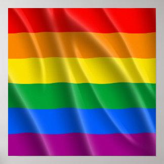 LGBTQI STOLZ POSTER