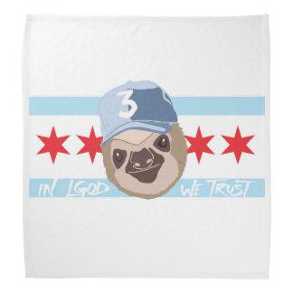 LGOD Chicago TrägheitBandana Kopftuch