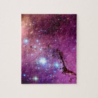 LHA 120-N11 Stern-Bildung Hubble Raum-Foto Puzzle