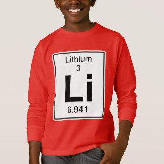 Li - Lithium T-Shirt