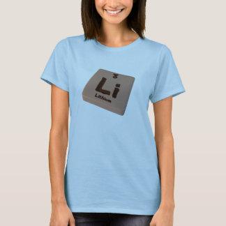 Li-Lithium T-Shirt