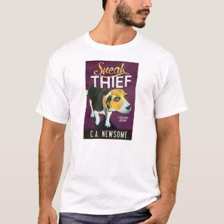 "Lia Anderson Hundepark-Geheimnisse ""Petze-Dieb "" T-Shirt"