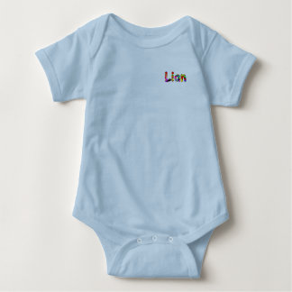 Lian Baby-Jersey-Bodysuit Baby Strampler