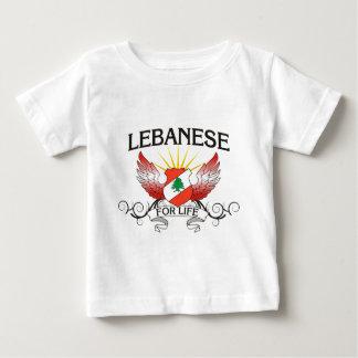 Libanese für das Leben Baby T-shirt