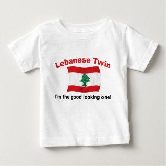 Libanesischer Zwilling - schönes Baby T-shirt