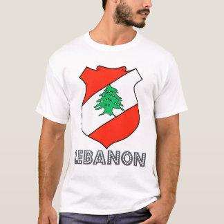 Libanesisches Emblem T-Shirt