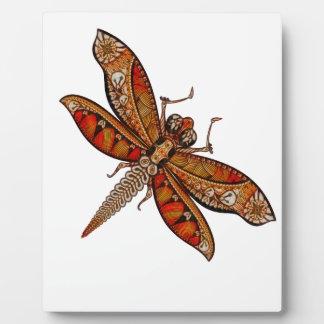 Libelle 4c fotoplatte