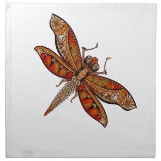 Libelle 4c stoffserviette