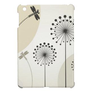 Libelle auf einer Blume iPad Mini Hülle