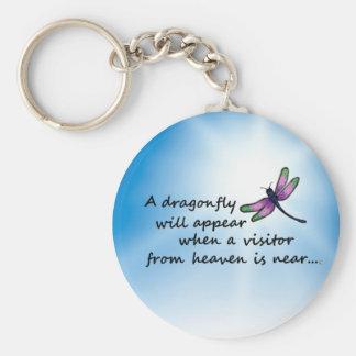 Libelle, Besucher vom Himmel Schlüsselanhänger