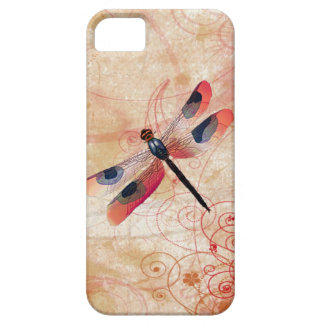 Libelle blühen iPhone 5/5S Abdeckung iPhone 5 Etui