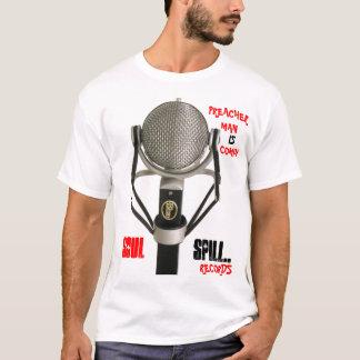 Libelle-groß, SOUL, FLECK. , PREDIGER-MANN,… T-Shirt