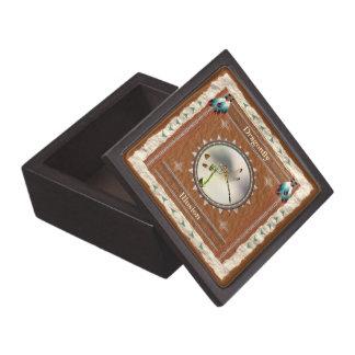 Libelle - Illusions-Holz-Geschenkboxen Kiste