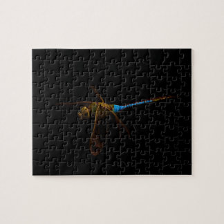 Libelle Puzzle
