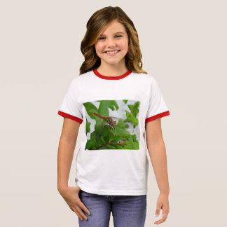 Libelle Ringer T-Shirt