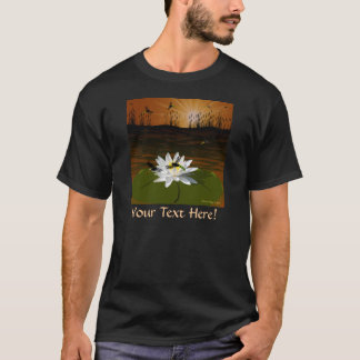 Libellen auf dem Teich T-Shirt