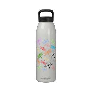 Libellen-Freiheits-Flasche Trinkflaschen