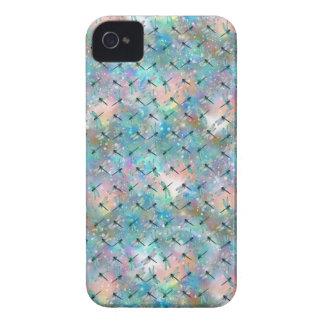 Libellen-Galaxie iPhone 4 Case-Mate Hülle