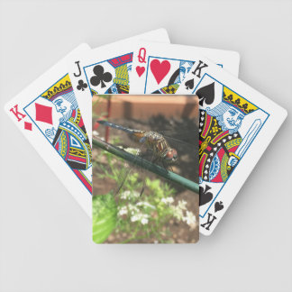 Libellen-Geschenke Bicycle Spielkarten
