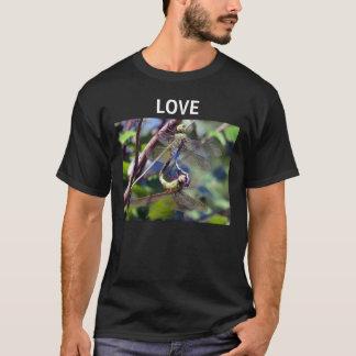 Libellen-Liebe-Shirt T-Shirt