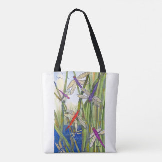 Libellen-Sommer-Taschen-Tasche Tasche