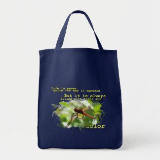 Libellen-Tasche Tragetasche