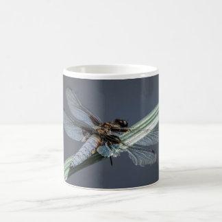 Libellen-Tasse Kaffeetasse