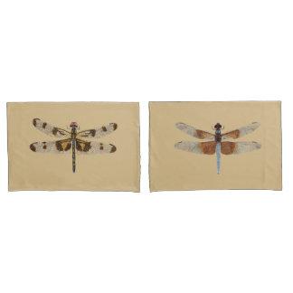 Libellenkissenbezüge Kissen Bezug
