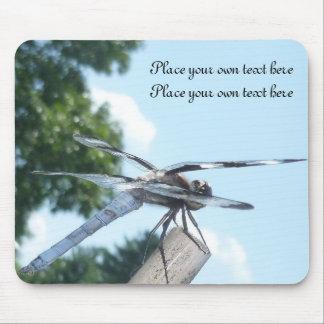 Libellenphantasie mousepad fertigen besonders an