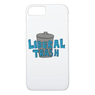 Liberaler Abfall-blauer iPhone 8/7 Hülle