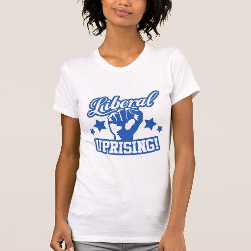 Liberaler Aufstieg! Unterhemden
