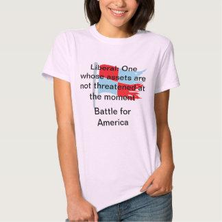 Liberaler: Ein dessen Anlagegüter nicht bedroht Hemden