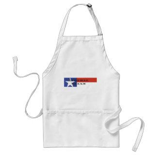 Liberaler Texan-Gang Schürze
