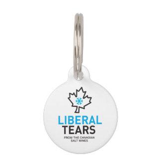 Liberaler zerreißt Salzbergwerke lustiges Kanada Tiermarke