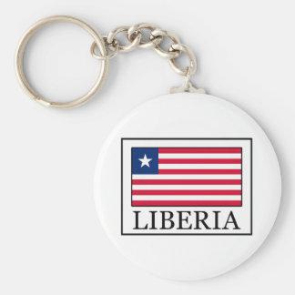 Liberia keychain schlüsselanhänger