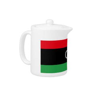 Libyen-Flagge