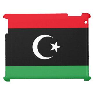 Libyen-Flagge iPad Hülle