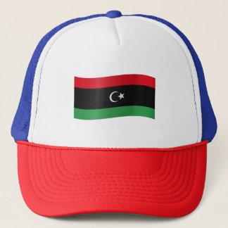 Libyen-Flagge Truckerkappe