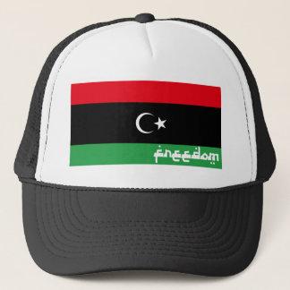 Libyen-Freiheit Truckerkappe
